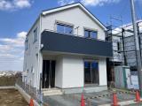 10月中旬 建物完成して内覧可能となりました。